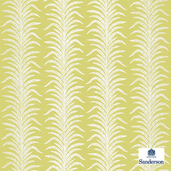 Sanderson Tree Fern Weave - 236766  | Curtain & Upholstery fabric - Green, Floral, Garden, Botantical, Cushion, Standard Width