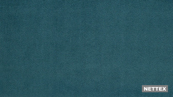 Nettex Lafayette K33 - Peacock 148  | Curtain Fabric - Fire Retardant, Blue, Plain, Standard Width