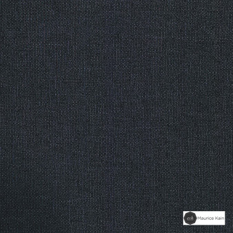 Maurice Kain Altitude 160cm - Carbon  | Curtain Fabric - Fire Retardant, Black, Charcoal, Plain, Standard Width