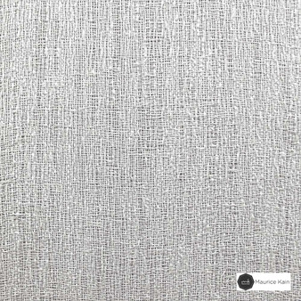 Maurice Kain Intaglio 298cm - Cloud  | Curtain Sheer Fabric - Fire Retardant, Wide-Width, Whites, Plain