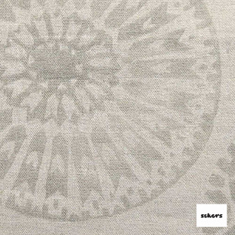 Sekers Kasbah 140cm - Natural  | Curtain Fabric - Beige, Uncoated, Geometric, Natural, Medallion, Natural Fibre, Standard Width