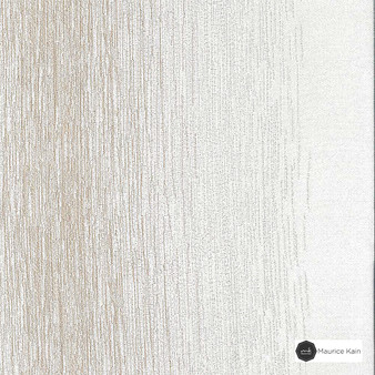 Maurice Kain Latitude 300cm - Sandstone    Curtain Fabric - Stripe, Uncoated, Wide-Width, Whites