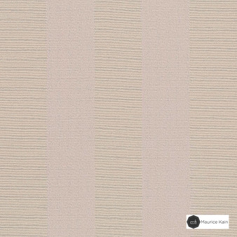 Maurice Kain Nevada B-Out 137cm - Ivory  | Curtain Fabric - Contemporary, Stripe, Blockout, Blackout, Whites, Fibre Blend, Standard Width