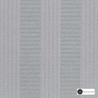 Maurice Kain Nevada B-Out 137cm - Whisper  | Curtain Fabric - Grey, Contemporary, Stripe, Blockout, Blackout, Fibre Blend, Standard Width