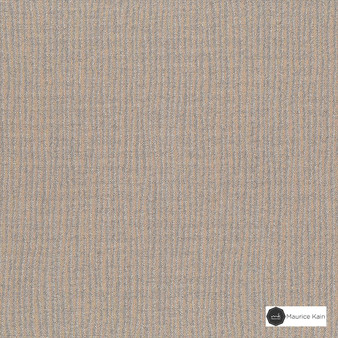 Maurice Kain Synergy - Blockout 140cm - Clay  | Curtain Fabric - Beige, Stripe, Blockout, Blackout, Texture, Fibre Blend, Standard Width