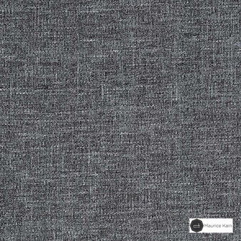Maurice Kain Zander 138cm - Charcoal  | Curtain Fabric - Black, Charcoal, Blockout, Blackout, Plain, Standard Width