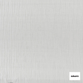 Sekers Zelos 140cm - Pure  | Curtain Fabric - Contemporary, Stripe, Uncoated, Whites, Fibre Blend, Standard Width