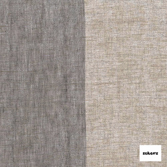 Sekers Zephyr 300cm - Stone  | Curtain Sheer Fabric - Tan, Taupe, Contemporary, Stripe, Wide-Width, Natural, Natural Fibre