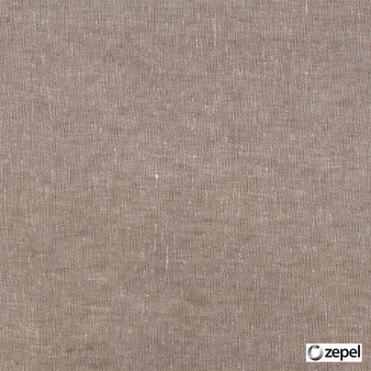 Zepel - Allusion Buff  | Curtain & Upholstery fabric - Brown, Wide-Width, Oeko-Tex, Natural, Plain, Natural Fibre