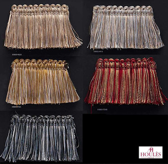 Houles Neox 33005 Neox Moss Fringe 65 - 33005.9025  | Fringe, Curtain & Upholstery Trim - Traditional, Trimmings, Fringe