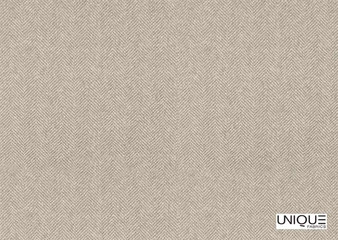 Unique Fabrics Linen Library Alberon - Ivory  | Curtain & Upholstery fabric - Tan, Taupe, Transitional, Whites, Herringbone, Natural, Natural Fibre