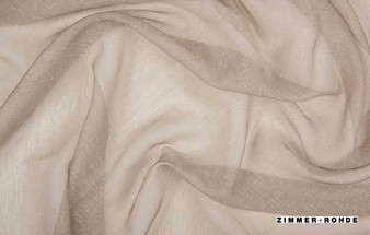 Zimmer and Rohde Ensemble Miles - 10654.183  | Curtain Fabric - Beige, Wide-Width, Plain