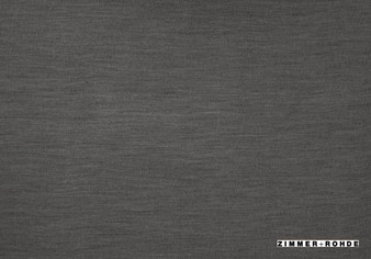 Zimmer and Rohde Selection Nova - 10673.884  | Curtain Fabric - Black, Charcoal, Wide-Width, Plain, Fibre Blend