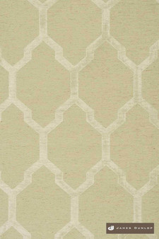 James Dunlop Isobars - Vapour    Curtain & Upholstery fabric - Washable, Mediterranean, Silver, Dry Clean, Geometric, Lattice, Trellis, Natural