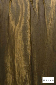 Mokum Elemental * - Oxide  | Curtain & Curtain lining fabric - Gold, Yellow, Wide-Width, Dry Clean, Plain, Fibre Blend