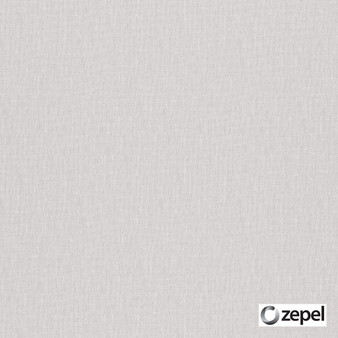 Zepel Allusion - Blossom  | Curtain Fabric - Grey, Wide-Width, Natural, Plain, Natural Fibre