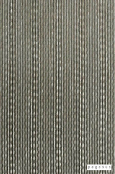 Pegasus Cascade FR * - Metal  | Curtain & Curtain lining fabric - Washable, Brown, Tan, Taupe, Wide-Width, Transitional, Dry Clean, Modern, Plain