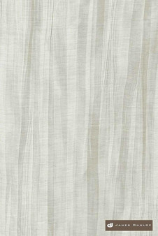James Dunlop Broadway * - Cloud    Curtain Fabric - Beige, Contemporary, Stripe, Wide-Width, Dry Clean, Industrial, Natural, Texture, Natural Fibre