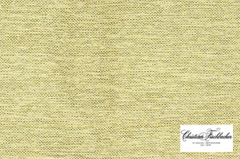 Christian Fischbacher Unito - 403  | Upholstery Fabric - Gold, Yellow, Green