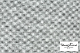 Christian Fischbacher Unito - 405  | Upholstery Fabric - Grey, Silver