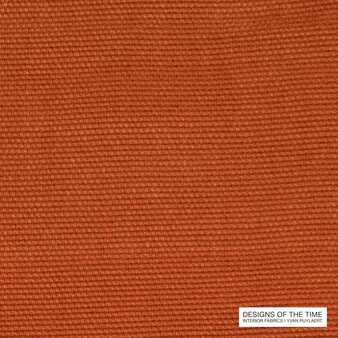 Designs Of The Time Karuri - YP12024  | Curtain & Upholstery fabric - Orange, Dry Clean, Natural, Plain, Southwestern, Natural Fibre, Standard Width
