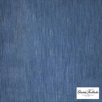 Christian Fischbacher Altubic - 801  | Curtain Sheer Fabric - Blue