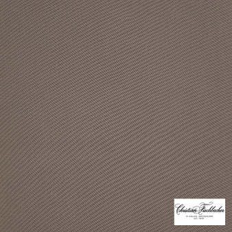 Christian Fischbacher Madrid CS IV Cm - 247  | Curtain Fabric - Brown