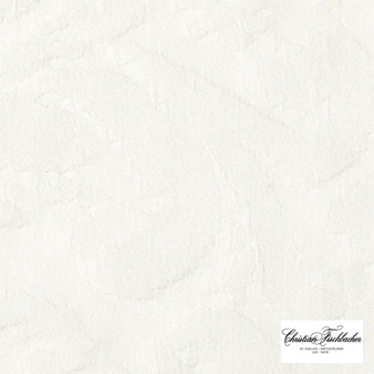 Christian Fischbacher Debut - 507  | Curtain & Upholstery fabric - Whites, Natural, Natural Fibre