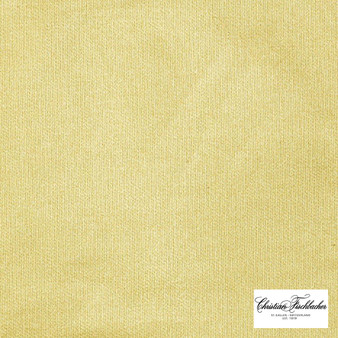 Christian Fischbacher Deluxe - 703  | Curtain Fabric - Gold, Yellow, Natural, Natural Fibre