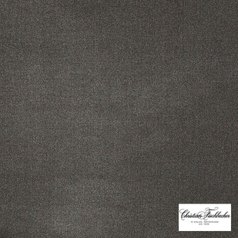 Christian Fischbacher Deluxe - 715  | Curtain Fabric - Brown, Natural, Natural Fibre