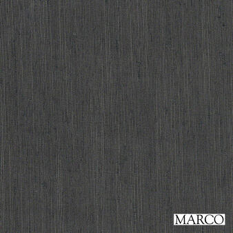 Marco Orpheus - Charcoal  | Curtain Fabric - Wide-Width