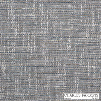 Charles Parsons Parisienne - Teal    Curtain & Upholstery fabric - Plain, Black - Charcoal, Synthetic, Uncoated, Commercial Use, Standard Width, Strie