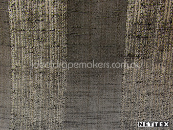 Nettex Stately Wilton Sepia MG6  | Curtain Fabric - Brown, Fibre Blends, Stripe, Domestic Use, Standard Width