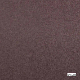Kravet - Extreme - Eggplant  | Upholstery Fabric - Brown, Plain, Vinyl, Outdoor Use, Synthetic, Standard Width