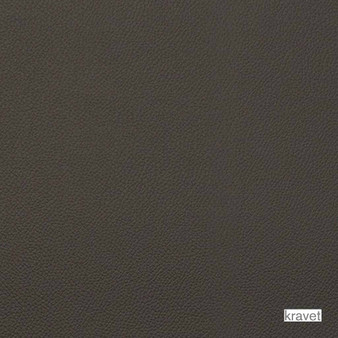 Kravet - Extreme - Licorice  | Upholstery Fabric - Brown, Plain, Vinyl, Outdoor Use, Synthetic, Standard Width