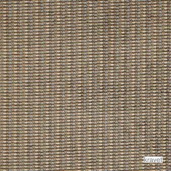 Kravet - Seduction - Blue Mist  | Upholstery Fabric - Brown, Stripe, Synthetic, Traditional, Standard Width