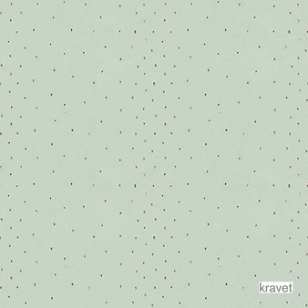 Kravet - Sunstone - Spa  | Curtain Fabric - Pattern, Synthetic, Dots, Spots, Standard Width