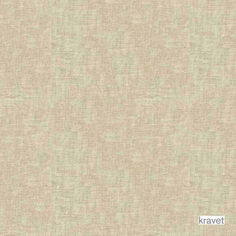 Kravet - 33828_16  | Curtain & Upholstery fabric - Beige, Plain, Linen and Linen Look, Natural Fibre, Natural, Standard Width