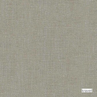 Kravet - Bacio - Sterling    Upholstery Fabric - Plain, Synthetic, Transitional, Standard Width