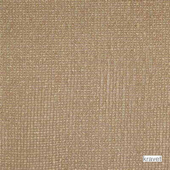 Kravet - Threads - Caramel  | Curtain & Curtain lining fabric - Brown, Plain, Contemporary, Synthetic, Tan, Taupe, Textured Weave, Plain - Textured Weave, Standard Width