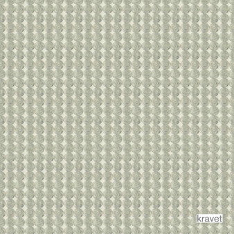 Kravet - Rare Coin - Sterling  | Upholstery Fabric - Grey, Metallic, Fibre Blends, Geometric, Midcentury, Small Scale, Jacquards, Metal, Standard Width