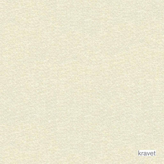 Kravet - Crystal Sheer - Blanc  | Curtain & Curtain lining fabric - Beige, Metallic, Plain, Synthetic, Transitional, Metal, Wide Width