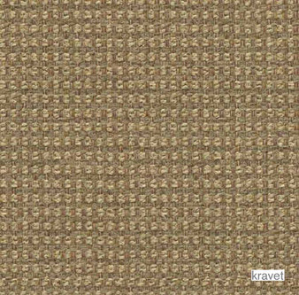 Kravet - Queen - Suede  | Upholstery Fabric - Brown, Plain, Synthetic, Chenille, Textured Weave, Plain - Textured Weave, Standard Width