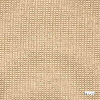 Kravet - Queen - Chiffon  | Upholstery Fabric - Beige, Plain, Synthetic, Chenille, Textured Weave, Plain - Textured Weave, Standard Width