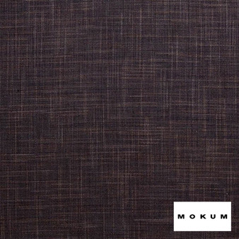 Mokum Smara - Basalt  | Upholstery Fabric - Brown, Fire Retardant, Plain, Natural Fibre, Domestic Use, Dry Clean, Natural, Standard Width, Strie