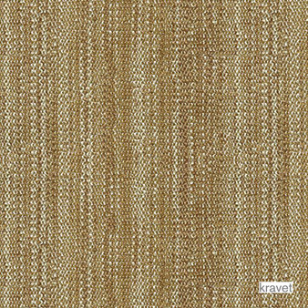 Kravet - Romana - Dune  | Upholstery Fabric - Brown, Plain, Contemporary, Synthetic, Traditional, Standard Width, Strie