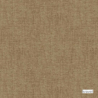 Kravet - Lavish - Sand  | Upholstery Fabric - Brown, Plain, Synthetic, Transitional, Chenille, Standard Width