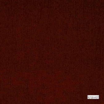 Kravet - Lavish - Rouge  | Upholstery Fabric - Plain, Terracotta, Synthetic, Chenille, Standard Width