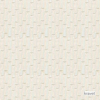 Kravet - Hanging On - Champagne  | Curtain & Curtain lining fabric - Beige, White, Synthetic, White, Standard Width