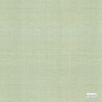 Kravet - Silk Road - Moonstone  | Upholstery Fabric - Green, Natural, Plain, Natural Fibre, Standard Width